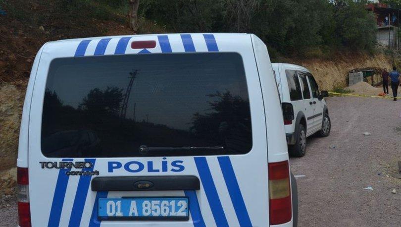 Kozan'daki öfkeli koca eşini tüfekle yaraladı