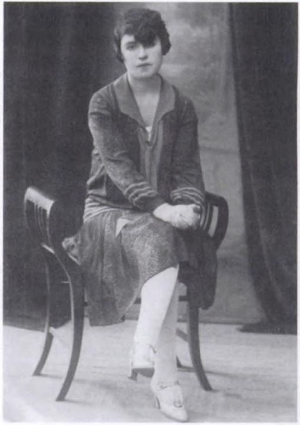 Sabiha Sertel.