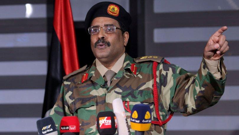 Libya'dan Türkiye'ye tehdit