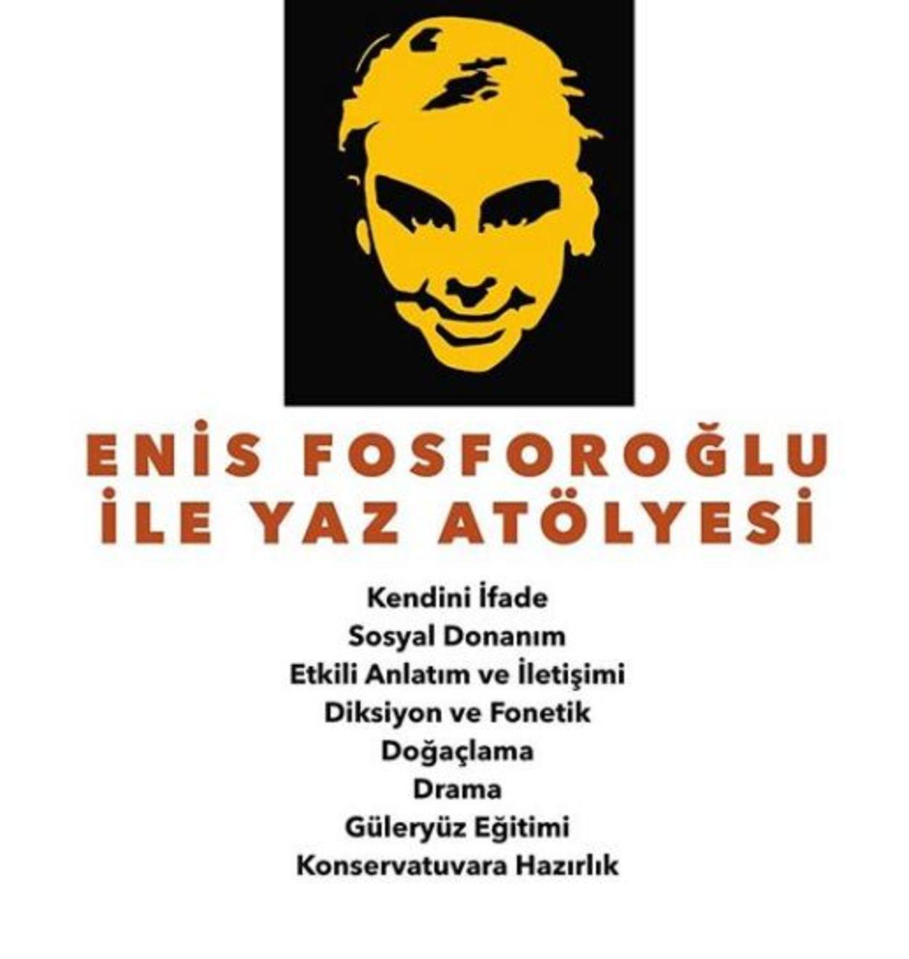 Enis Fosforoğlu, oyuncu adaylarına kendilerinde olması gereken tüm yetiler için dersler verdi.