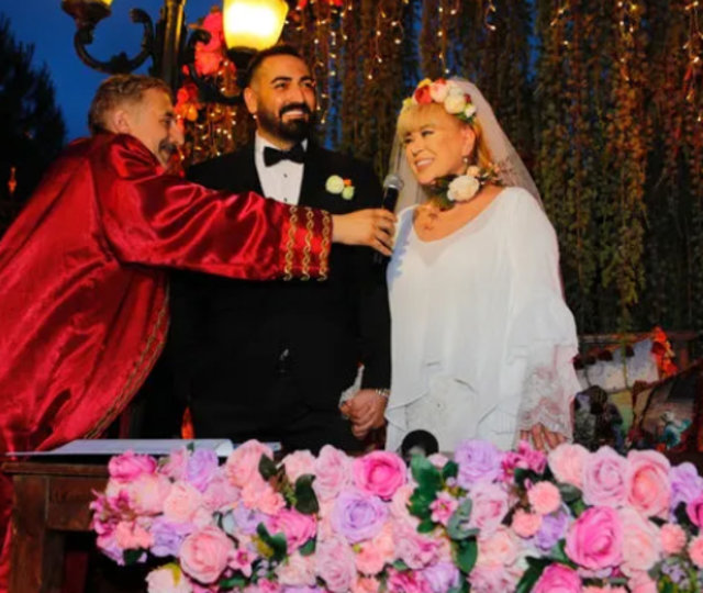 Olaylı evlilik sonrasında Zerrin Özer'den ilk açıklamalar - Magazin haberleri