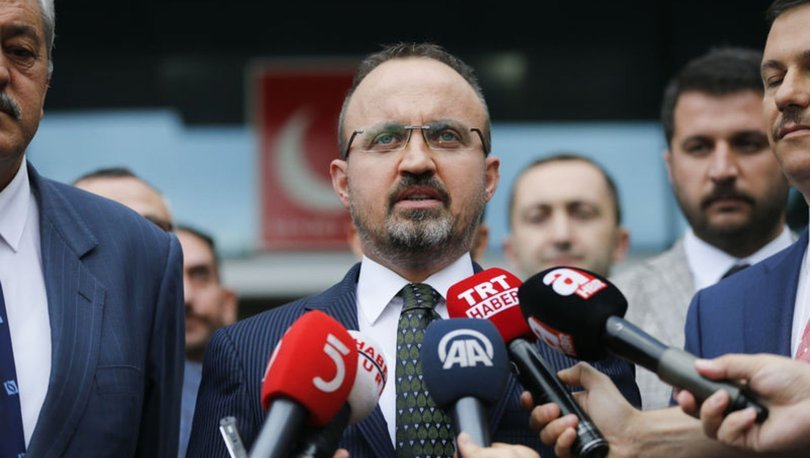 Bülent Turan: Cumhurbaşkanlığı Hükümet Sistemi'nde revize her zaman mümkün