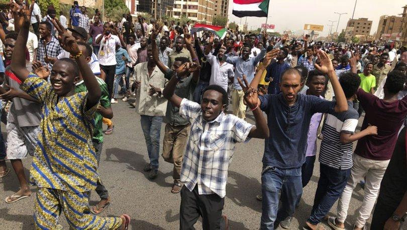 Sudan'daki gösterilerde 7 kişi yaşamını yitirdi