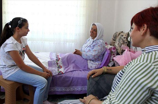 Küçük Zeynep'in uyarısıyla kanserden kurtuldular