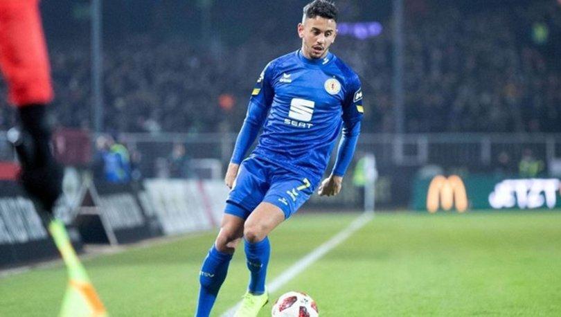Trabzonspor'da Ahmet Canbaz imzalıyor