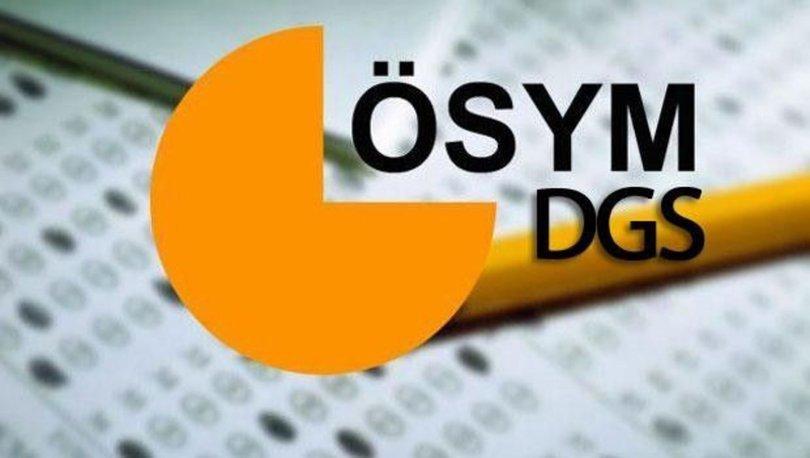 ÖSYM açıkladı: DGS sınav sonuçları tarihi belli oldu! İşte 2019 DGS sonuçlarının açıklanacağı tarih