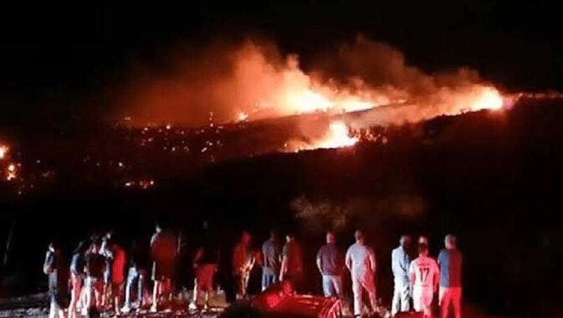 Kuzey Kıbrıs'a düşen füze 'muhtemelen Suriye tarafından atıldı'