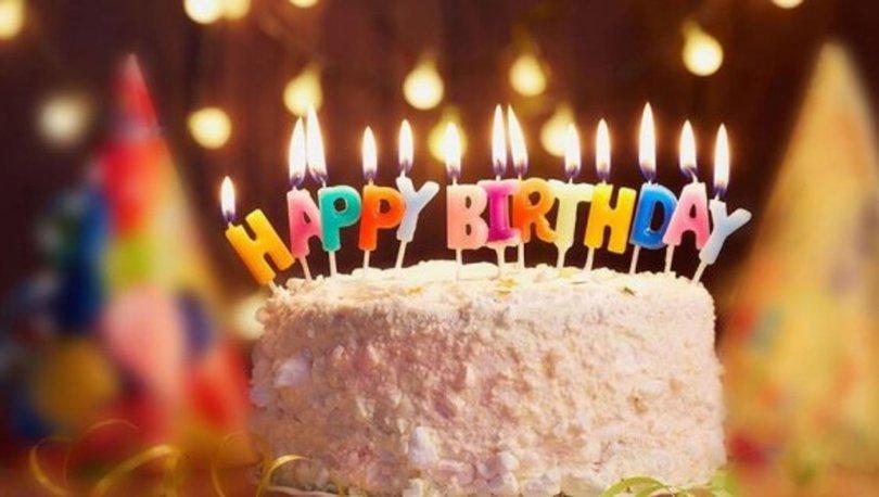 En güzel doğum günü mesajları kısa 2020 (Sevgiliye, arkadaşa resimli mesajlar, iyi ki doğdun mesajı)