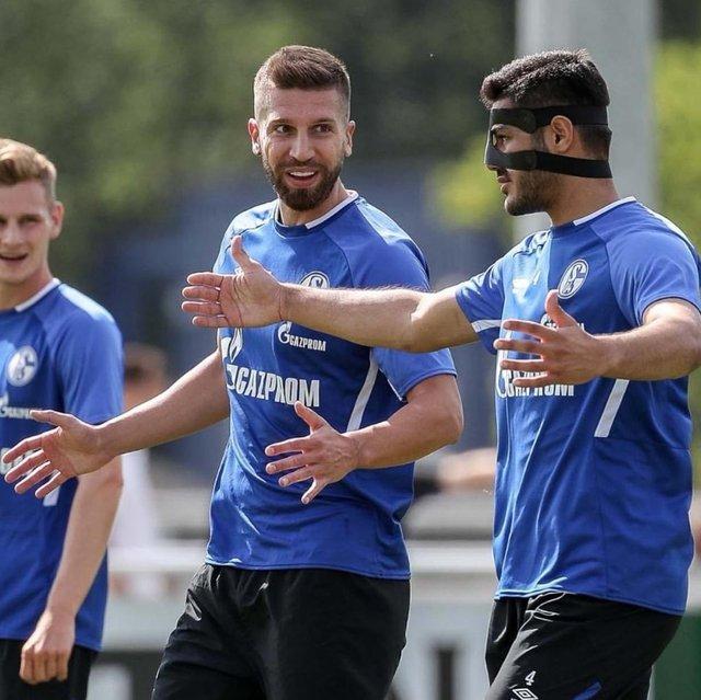 Schalke 04'te Ozan Kabak rüzgarı
