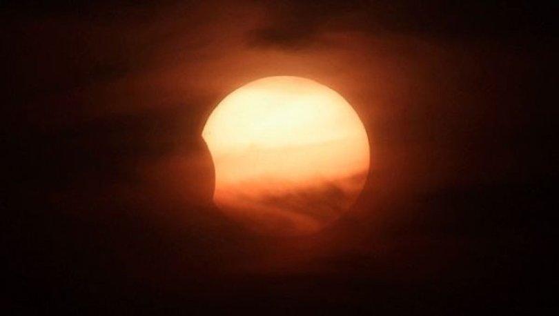 Kehribar Güneş Tutulması Saat Kaçta Olacak?
