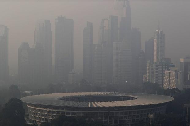 Endonezya'da hükümete karşı hava kirliliği davası: 'Temiz hava soluma hakkımız ihlal edildi'