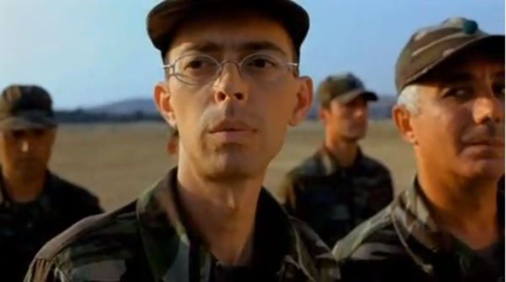 O Şimdi Asker filminden.