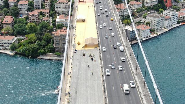 Trafik son dakika! FSM'deki çalışmalarda 1 haftanın ardından son durum! Hareketli çadırlar...