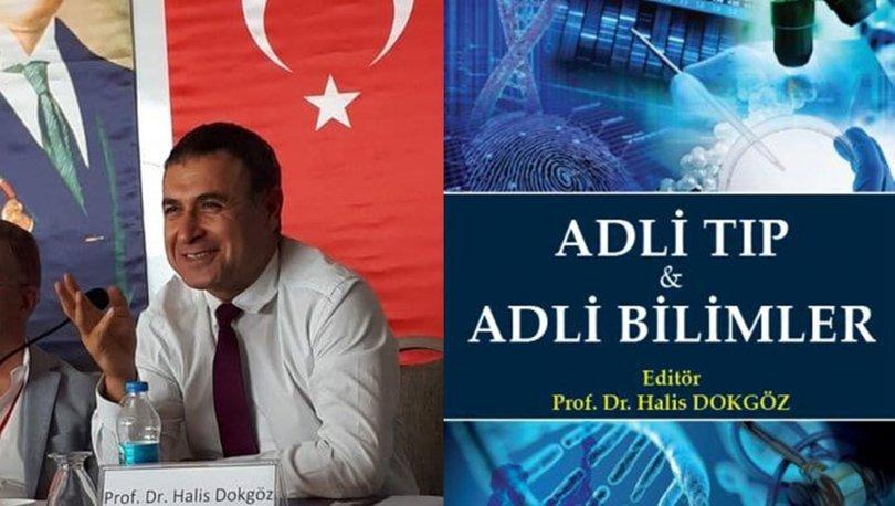 Adli Tıp & Adli Bilimler kitabı yayımlandı