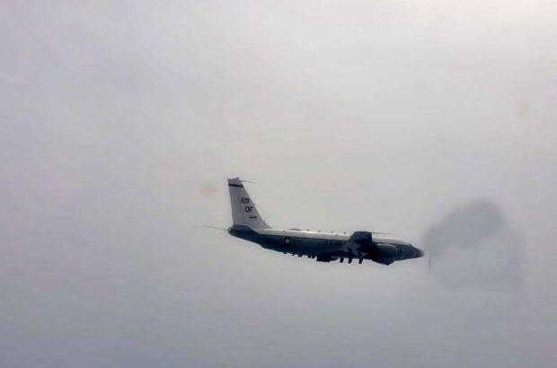 New York'tan kalkan uçakta yangın paniği