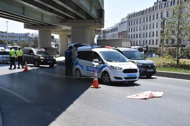 İstanbul'da korkunç kaza! 1 ölü 1 yaralı