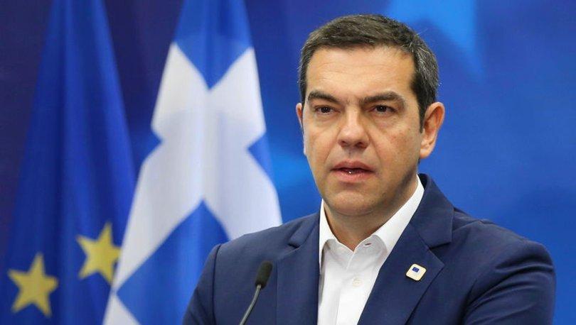 Yunanistan'da seçimi kaybeden Çipras'tan açıklama