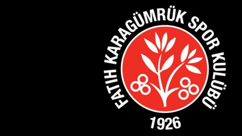 Fatih Karagümrük, Cafer Tosun'un transferinden vazgeçti!