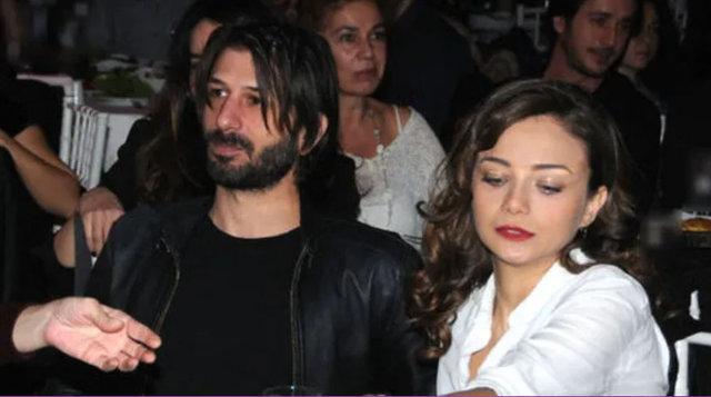 Oyuncu Damla Sönmez ve Ushan Çakır'dan aşk pozu - Magazin haberleri