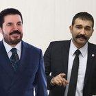 """BAŞKAN İLE VEKİLİN """"SÖMÜRÜ"""" TARTIŞMASI"""