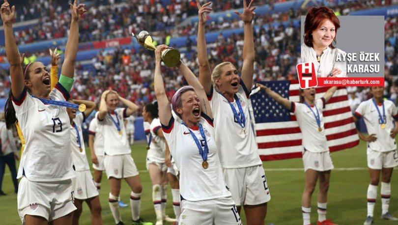 ABD dünya şampiyonu
