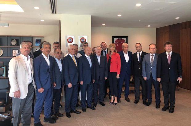 Yıldırım'dan Özdemir'e ziyaret