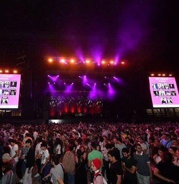 İstanbul'a yeni konser alanı