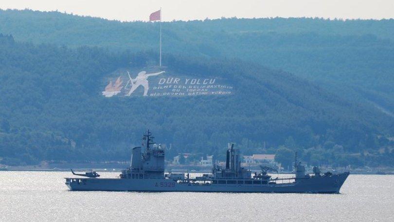 İtalyan savaş gemisi