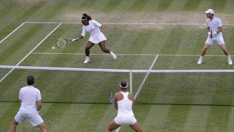 Andy Murray Serena Williams