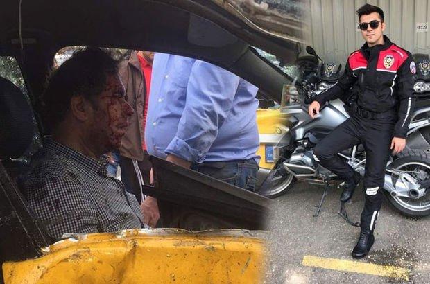 Polisi şehit eden taksici: Ailem mağdur oldu