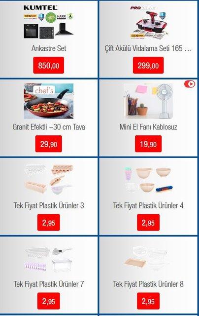 BİM 12 Temmuz 2019 Aktüel ürünler kataloğu yayımlandı! BİM'de Cuma günü hangi ürünler satışa çıkıyor