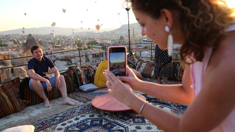 Kapadokya turizm