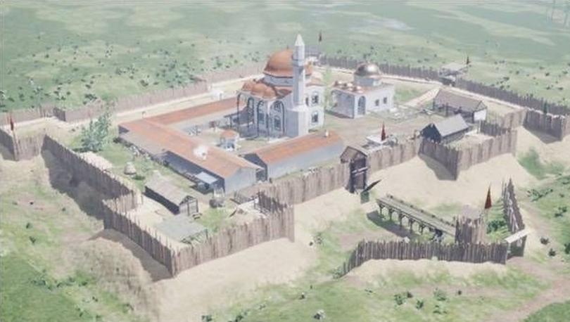 Kanuni Sultan Süleyman: Macaristan'da mezar çevresinde Osmanlı kasabasının kalıntıları bulundu