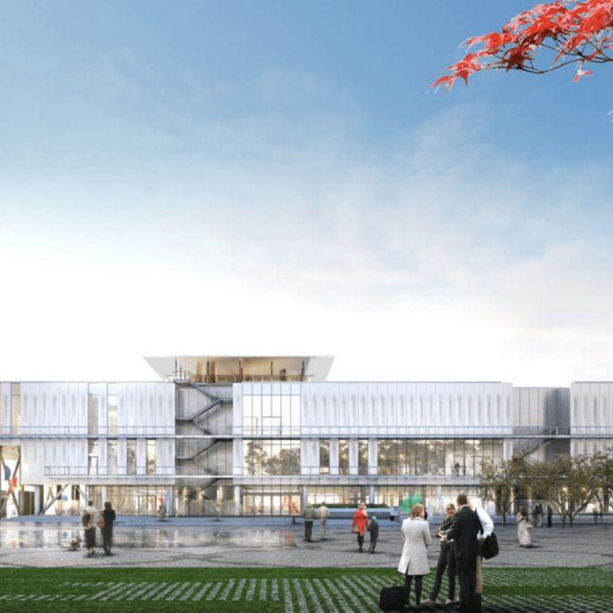 İstanbul Modern Müzesi, mimar Renzo Piano...