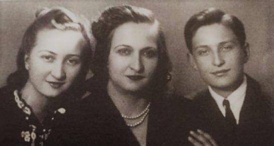 Semahat Arsel, Sadberk Hanım, Rahmi Koç (1945)