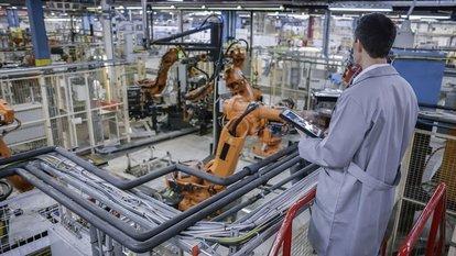 sanayi üretimi verileri