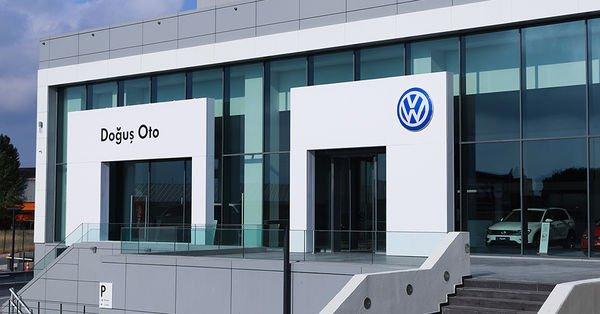 Volkswagen, Doğuş Oto hisselerini uçurdu