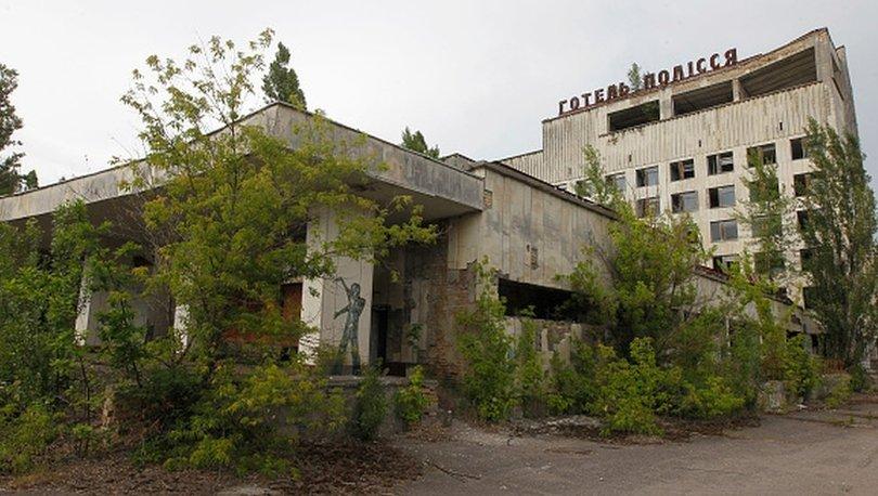 Ukrayna'nın yeni turizm merkezi: Çernobil