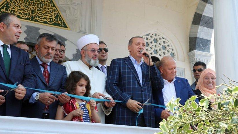 Cumhurbaşkanı Erdoğan'dan halka davet