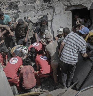 BM Esad rejimini kınadı