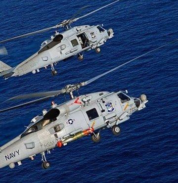 ABD 600 milyon dolarlık helikopter satışına onay verdi
