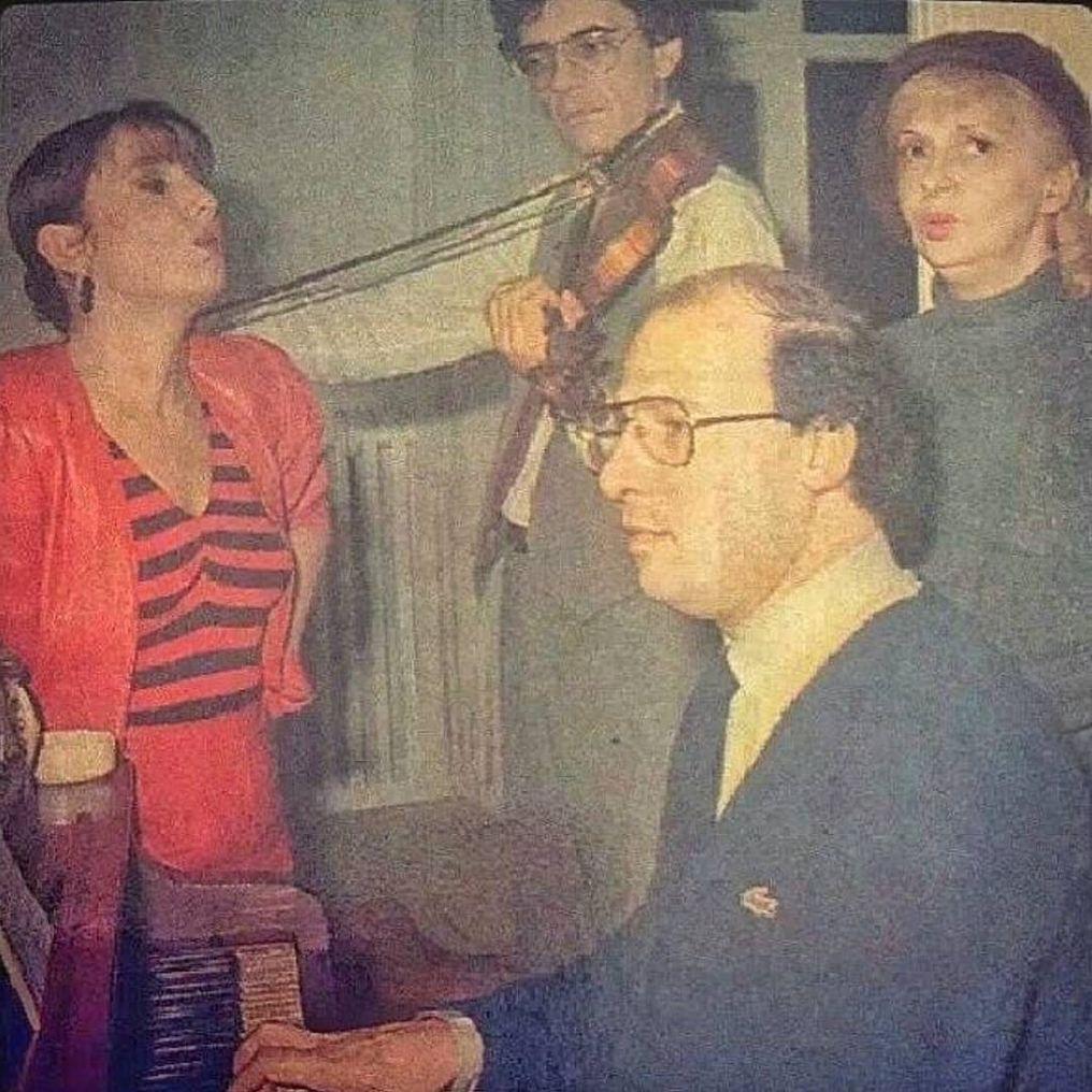 Sezen Aksu - Atilla Özdemiroğlu - Onno Tunç - Aysel Gürel