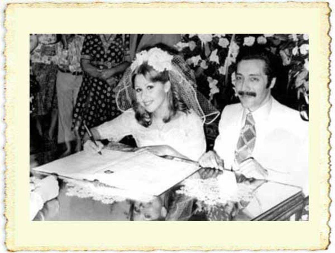 Yeşil Giresunlu, 1977'de Nilüfer ile evlendi.