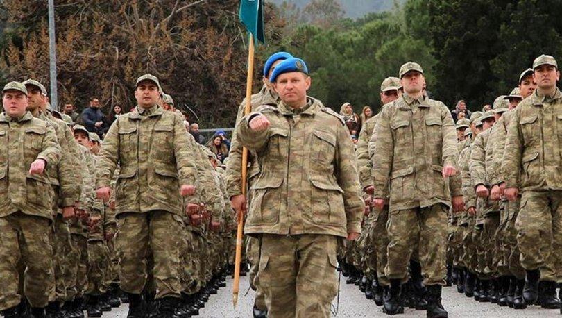 Tsk son dakika haberleri askerlik 2020