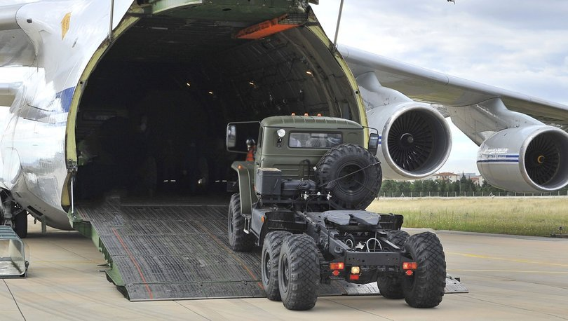 İşte S-400'lerin konuşlanacağı yerler! S-400'ler hangi illerde olacak?