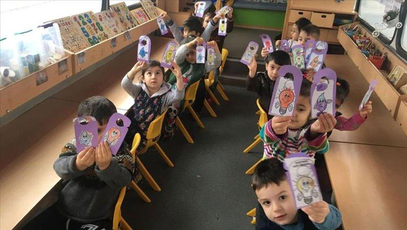 MEB öğretmenleri, 40 bin çocuğun ayağına ana sınıfı eğitimi götürdü