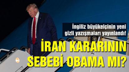 Kim Darroch Trump