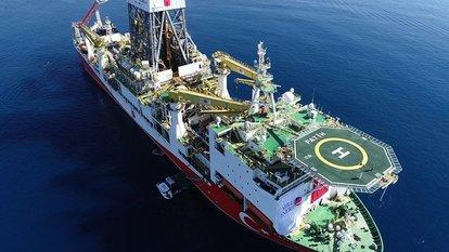Türkiye'nin ilk sondaj gemisinin adı