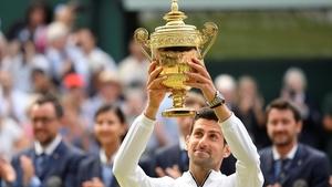 Wimbledon tek erkekler finalinde Djokovic şampiyon oldu