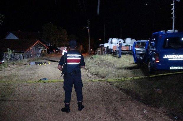 Baltalı, silahlı arazi kavgası: 2 ölü